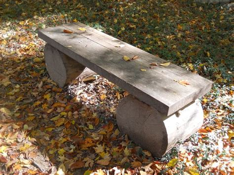 bench made out of tree trunk 1000 images about garden furniture on pinterest gardens