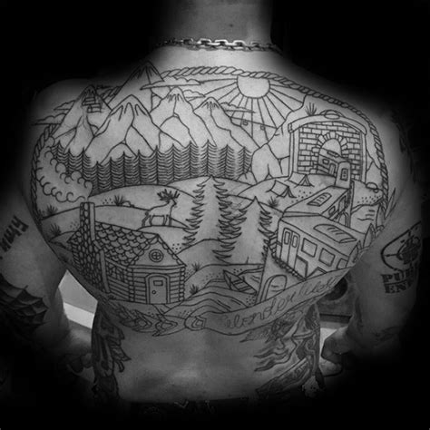 exotic tattoos for men 70 wanderlust designs for travel inspired ink