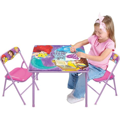 disney activity table and chairs 48 disney princess activity table and chair set disney