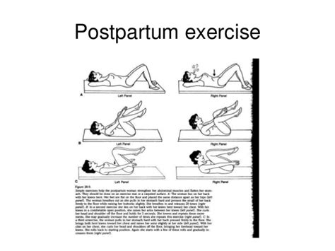 exercises post c section post c section exercises
