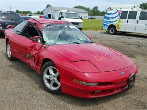 auto auction ended on vin 1zvct22b1p5199536 1993 ford probe gt in oh cleveland west