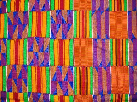 Dress Motif Tribal Ashanti inspiration kente cloth absentmindedmonk