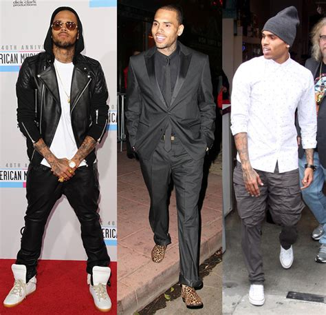 chris brown best looks 2012 upscalehype moda m 218 sica cultura