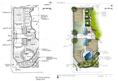 how to create a site plan how to create an attractive site plan using hand drawing