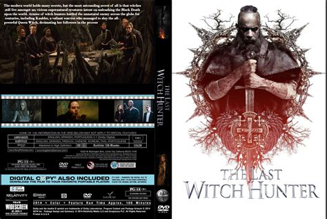 Dvd The Last Witch the last witch dvd cover label 2015 r0 custom