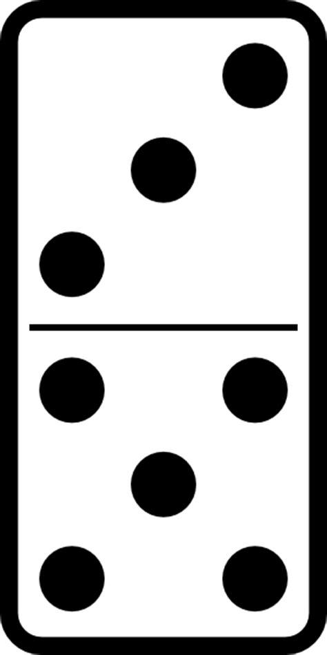 omino clipart domino set 19 clip at clker vector clip