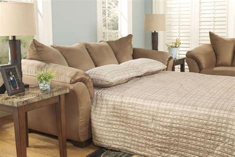 darcy mocha sofa furniture darcy mocha sleeper sofa from 7500236
