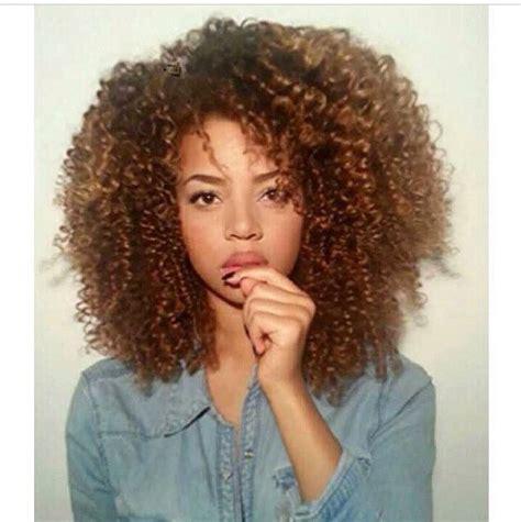 hairstyles for long curly biracial hair вιg нaιr love тнe color мιхed вιracιal нaιr