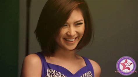 sarah geronimo colour hair titigan ang angelic face ni sarah geronimo in short hair