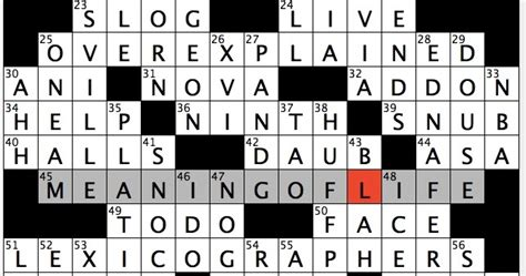 Credit Card Designation Crossword rex does the nyt crossword puzzle us marshal
