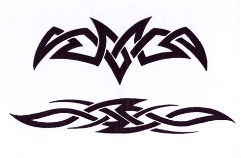 design tribal tattoo tribal pattern designs www imgkid the image
