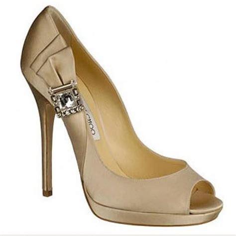 jimmy choos shoes jimmy choo wedding shoes chic wedding shoes 796691
