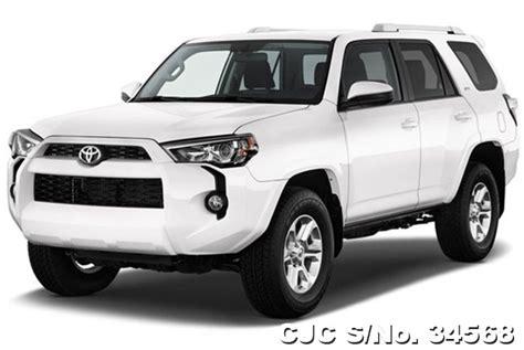 2016 Left Toyota Hilux Surf 4runner White For Sale