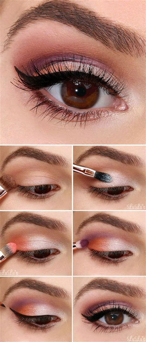 tutorial makeup for beginners 10 step by step summer makeup tutorials for beginners