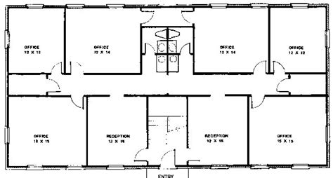 1000 Square Office Plan 1000 Square Ft