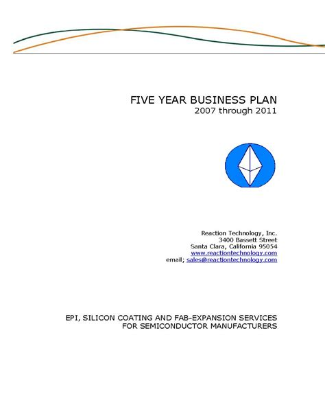 business plan cover sheet template 12 ways to develop a business plan step by step tips and