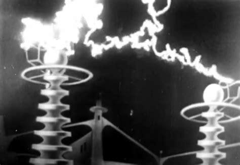 Tesla Scientist Inventions Nikola Tesla Inventions Tesla Coil Tesla Image