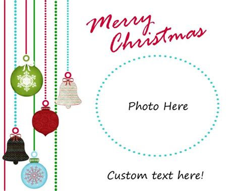 free printable christmas cards add photo december 2010 cap creations