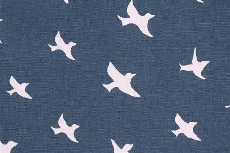 printable cotton fabric silhouette premier prints bird silhouette printed cotton drapery