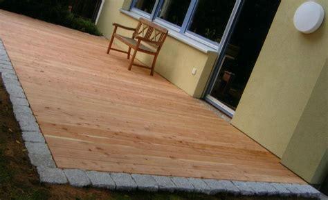Holz überdachung Terrasse by Terrassenholz Einebinsenweisheit