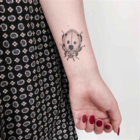 cool ladybug tattoos best tattoo ideas gallery