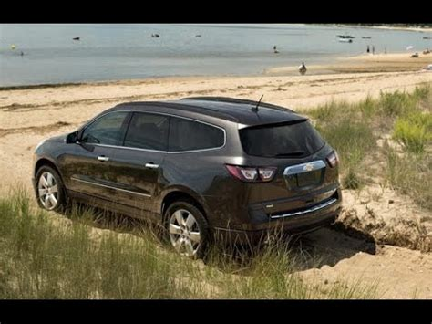 the all new 2015 chevrolet traverse interior and exterior