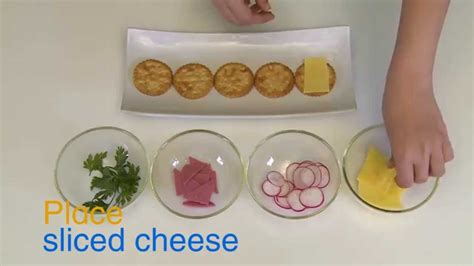 how to make salt cracker canap 233 s recipe