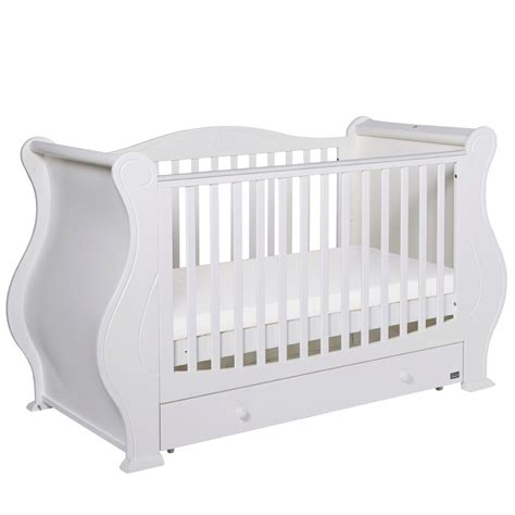 Cot Bed by Louis Cot Bed White Baby Cot Bed Tutti Bambini