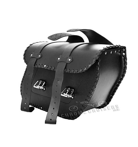 Handmade Saddlebags - top quality motorcycle handmade leather saddlebags