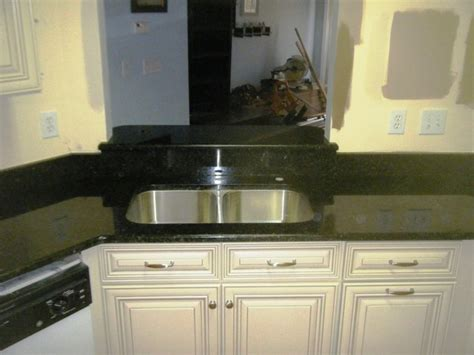 Uba Tuba White Cabinets uba tuba granite goes great with white cabinets traditional kitchen by