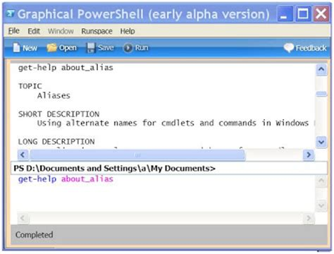 tech trouble?: now give commands in windows in complex