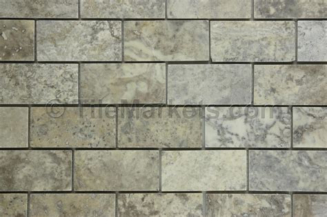 Travertine Subway Tile Silver A Of Including Backsplash Travertine Subway Tile Backsplash