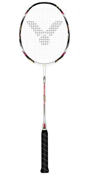 Raket Victor Mx 80 victor meteor mx80 badminton racket white