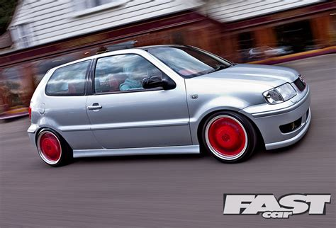 fast volkswagen cars vw polo gti fast car