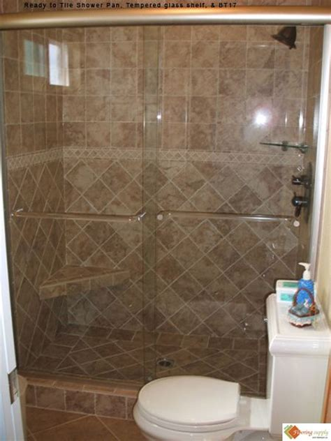 Shower Pans That Can Be Tiled by 17 Best Images About Showers On Ceramics Tile