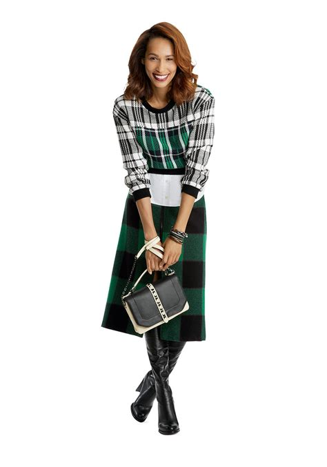 falls biggest trends how to wear plaid fall s biggest trends how to wear plaid