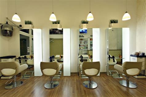 home hair salon decorating ideas cuisine simple beauty salon interior design by iraqi