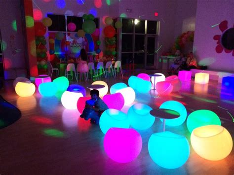 neon themed events 26 best glow in the dark theme party images on pinterest