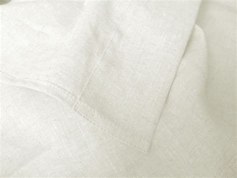 flat white color flat sheet 100 linen flax white color seamless washed
