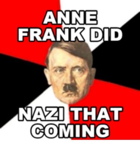 Anne Frank Memes - 25 best memes about hitler anne frank memes hitler anne