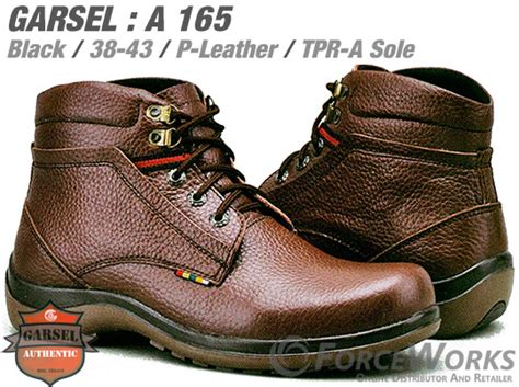 1 Pasang Tas Motor Coklat produk kerajinan dan seni indonesia sepatu dan sandal