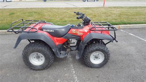 250 Suzuki Quadrunner 250 Suzuki Quadrunner Motorcycles For Sale
