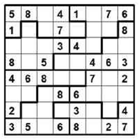 printable sudoku jigsaw puzzles related keywords suggestions for jigsaw sudoku