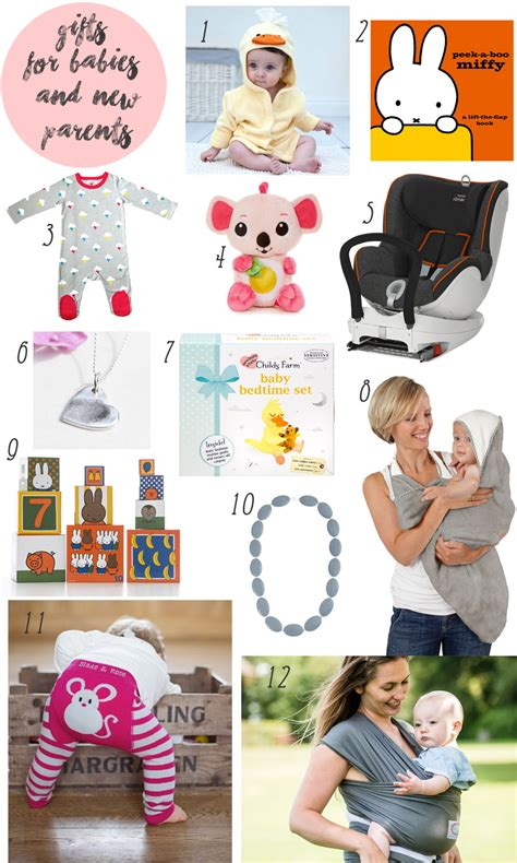 christmas gift ideas for babies and new parents 187 hello