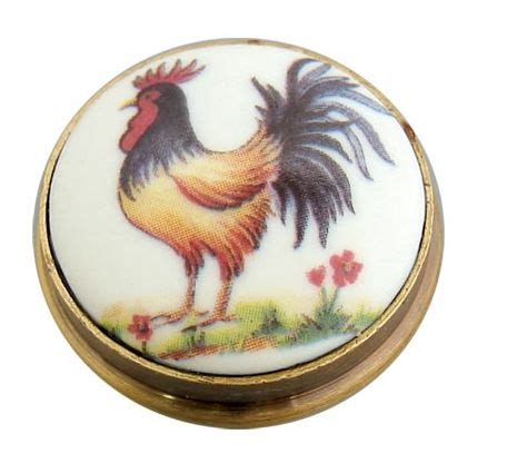 Chicken Cabinet Knobs by The 52 Best Images About Roosters On Porcelain