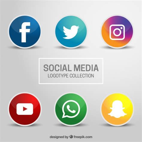 imagenes de redes sociales individuales redes sociales fotos y vectores gratis