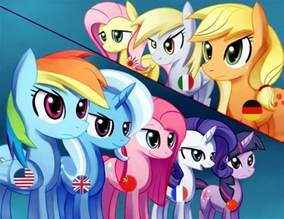 Mlp anime mlp and hetalia axis powers hd wallpaper and background