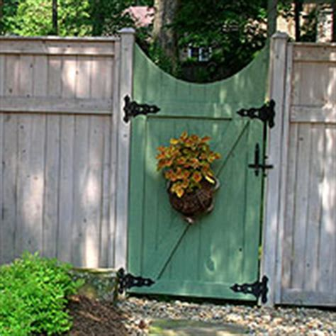 custom wood gate designs by elyria fence a cleveland fence company since 1932