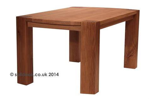 ypsilon solid oak extending dining table from solidoak