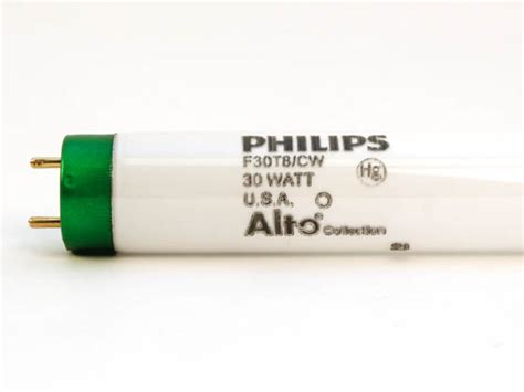 Lu Philips 30 Watt philips 30 watt 36 inch t8 cool white fluorescent bulb